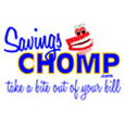 savings chomp logo