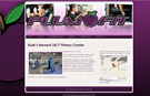 Plum Fit website, Kyle, Texas